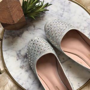 Lauren Lorraine • Lizan Embellished Ballet Flat